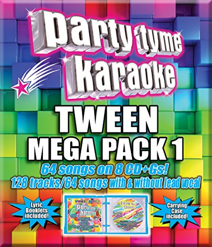 Party Time Karaoke - Tween Mega Pack