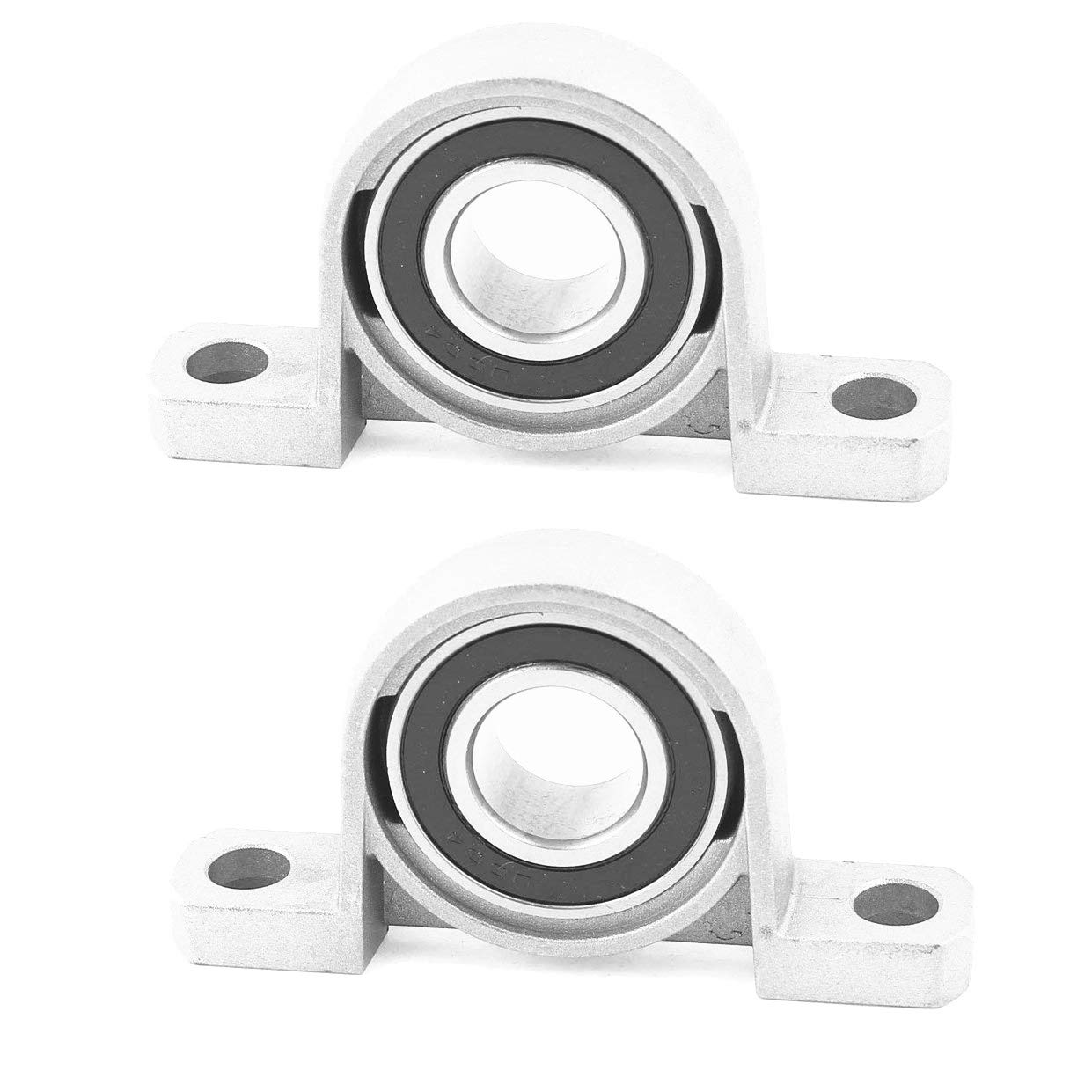 XMHF 20mm Bore Max Limited time for free shipping 69% OFF Pillow Block Cast Mounted Alloy Aluminum Bearing