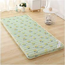 Futon Mattress, Sleeping Soft Tatami Mattress Lazy Floor Carpet Thickening Single Double Folding Student Bed Mats Thick 4 ...