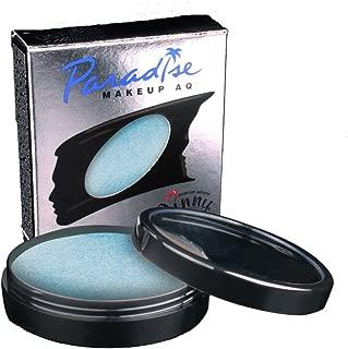 Mehron Makeup Paradise AQ (1.4 oz) (Brillant Bleu Bebe Light Blue)