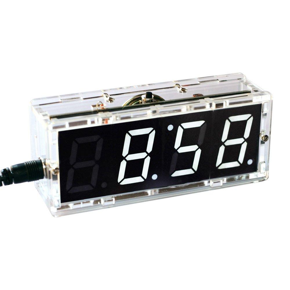 KKmoon 4 digit Digital Temperature Transparent