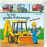 So viele große Fahrzeuge im Einsatz (Bücher für...