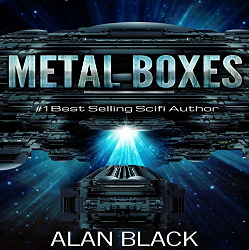 Metal Boxes audiobook cover art