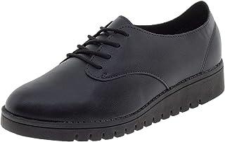 Sapato Feminino Oxford Beira Rio - 4174319 Preto 01