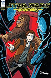 Image: Star Wars Adventures FCBD 2018 (Star Wars Adventures (2017-2020)) | Kindle + comiXology | by Cavan Scott (Author), Derek Charm (Artist). Publisher: IDW (May 5, 2018)