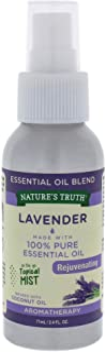 Nature`s Truth Mist Spray, Rejuvenating Lavender, 2.4 Fl Oz