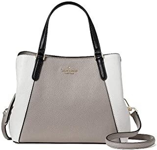 Kate Spade Purse Jackson Medium Triple Compt Satchel Shoulder Bag