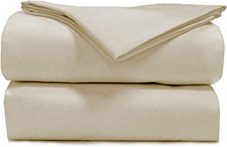 AB Lifestyles | Essentials 200TC Camper Sheet Sets (Ivory) (BUNK 28x75)