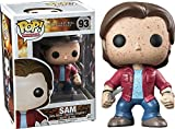 Funko - Figurine Supernatural - Sam Blood Splatter Exclu Pop 10cm - 0849803043070...