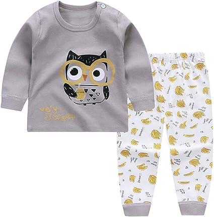 CSLEEPWEAR Ropa Hogar Moda Niños Pijamas Set Conjunto De ...