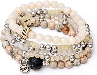 Best elastic gold bracelet Reviews