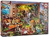 Educa - Entrando en la Habitación Puzzle, 6000 Piezas, Multicolor (17679)