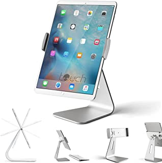 Stouch iPad Pro Tablet Holder Stand, 360° Rotatable Aluminum Alloy Desktop Holder Tablet Stand Compatible for Samsung Galaxy Tab Pro S iPad Pro10.5 9.7