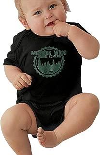 Vintage Morning Wood Lumber Company Unisex Baby Bodysuit Boy Jumpsuit Onesies