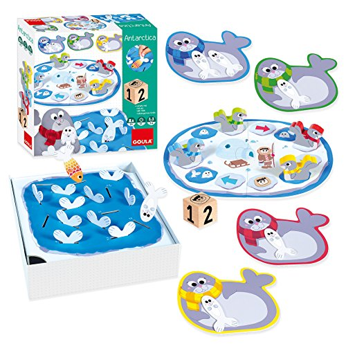 Goula- Memo Lotto Juego Educativo, Multicolor, 3+ (53413)