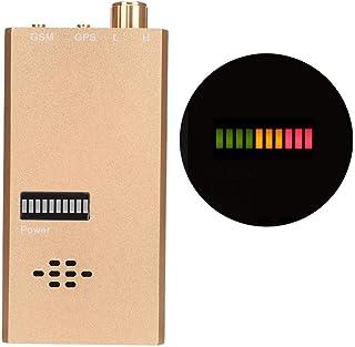Tosuny MD-311 Detector antiespía, Detector de Ondas de Radio Profesional Buscador de Errores