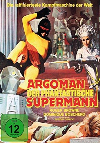 Argoman - Der phantastische Supermann [Limited Edition]