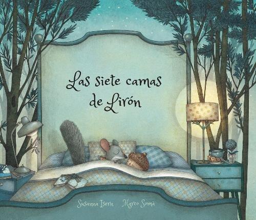 Las siete camas de Lirón (Español NubeClásicos)