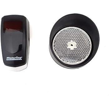 MP205 Lámpara destellante led de señalización multitensión para ...