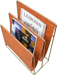 show original title Details about  /Luxury Vintage Bicycle Leather Newspaper Holder Bracket 017 Magazine Rack Genuine Leather