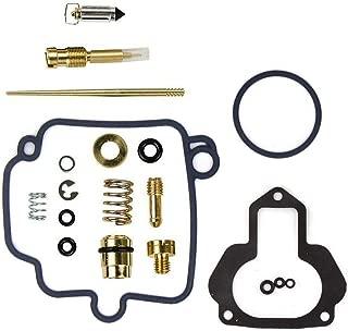 CQYD New Carburetor Repair Carb Rebuild Kit for Yamaha YFM350X Warrior 350 88-04 2000 2001 2002 2003 YFM 350X