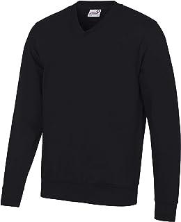 AWDis AWD is Academy v-Neck Sweatshirt Blank Plain AC003