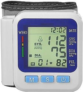 SXFYMWY Monitor de presión Arterial Smart Digital sphygmomanometers Health Sphygmomanómetro para medir la frecuencia del Pulso
