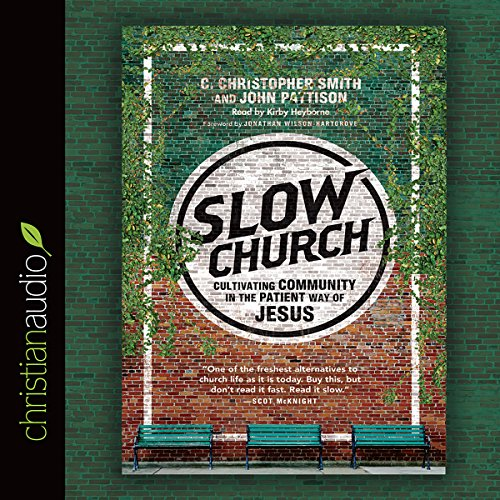 Slow Church audiobook cover art