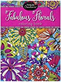 Cra-Z-Art Timeless Creations Adult Coloring Books: Floral Fantasy Creative Coloring Book (16272-6)