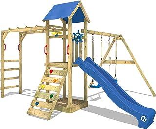 """XL Centro de juego Parque /""""juego de pared Parque infantil con juegos educativos"""