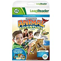 LeapFrog LeapFrog LeapReader Animal Adventure Interactive Board Game