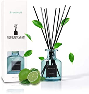 TIYOLE Reed Diffuser Sticks Sandalwood Diffuser Room Diffusers Stress Relief Aromatic Diffuser Room Diffusers with Sticks