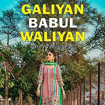 Galiyan Babul Waliyan