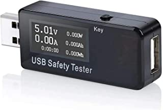 Suchergebnis Auf Für Usb Strommessgerät Multimeter Werkzeuge Prüfgeräte Baumarkt