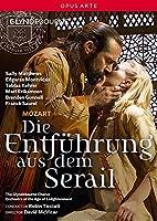 モーツァルト:歌劇「後宮からの誘拐」K384 [DVD, 日本語字幕]