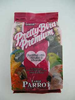Pretty Bird International Bpb73118 3-Pound Daily Select Premium Bird Food, Large