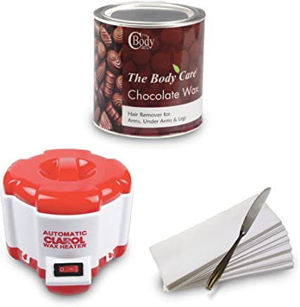 Bodycare Chocolate Wax and Heater