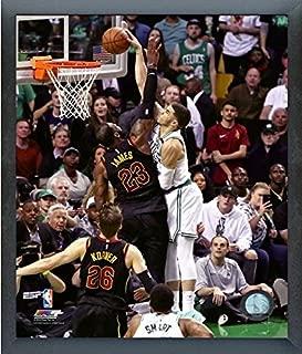 Jayson Tatum Boston Celtics 2018 NBA Playoff Photo (Size: 12