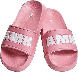 AMK Bath Slippers - Slides Pink - 36
