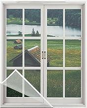 Verstelbaar Magnetisch venster Duurzaam glasvezelvenster Mesh No Boren Eenvoudige installatie Ventileer voor deuren, pati...