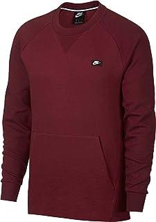 cc420722b9 Nike Optic Fleece Sweatshirt Sweater pour Hommes, Violet, XL-52/54