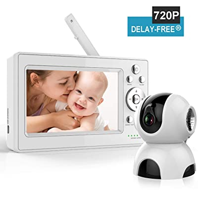 Bable Baby Monitor with 720P Camera