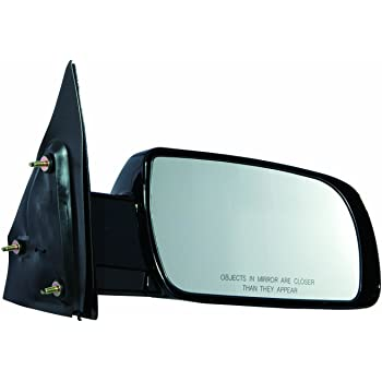 Unknown Partslink Number GM1320192 OE Replacement Chevrolet//GMC//Oldsmobile Driver Side Mirror Outside Rear View