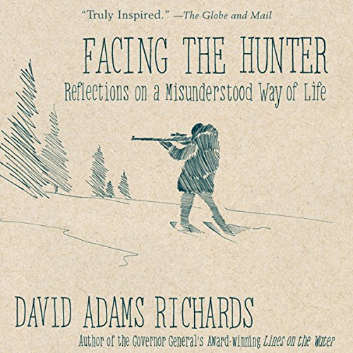 Facing the Hunter audiobook cover art