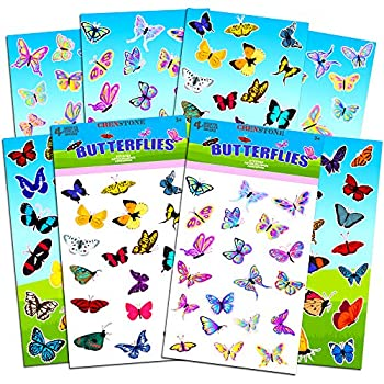 Best butterfly stickers for kids Reviews