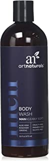 Artnaturals Men's Body Wash, 16 Fluid Ounce