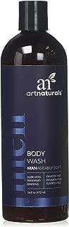 Artnaturals Artnaturals Men's Body Wash, 16 Fl. Oz, 2.6 Lb