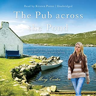 The Pub Across the Pond audiobook cover art
