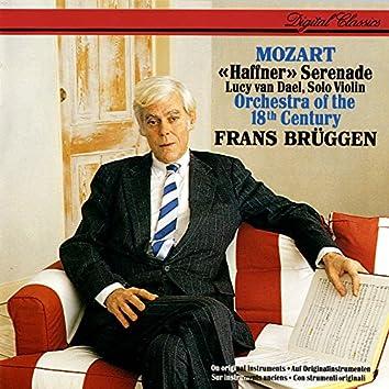 Mozart: Haffner Serenade etc