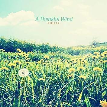 A Thankful Wind
